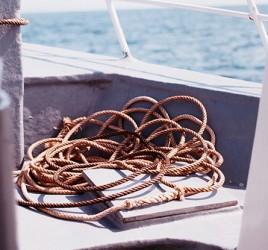Stockage de cordages