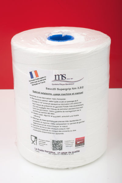 Saucifil Supergrip blanc MS-110