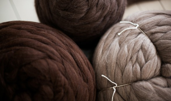 Peignage de laine