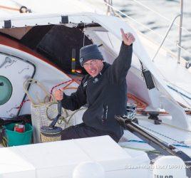 Sébastien Destremau Vendée Globe 2016