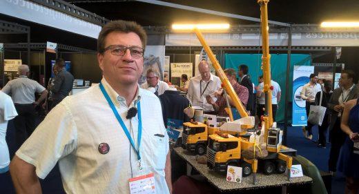 Benoit Basier au salon des Industries du Futur 2017