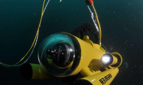 Amarre pour station sous-marine