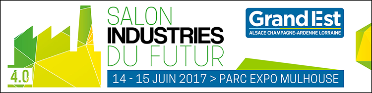 Meyer-Sansboeuf présent au Salon des Industries du Futur