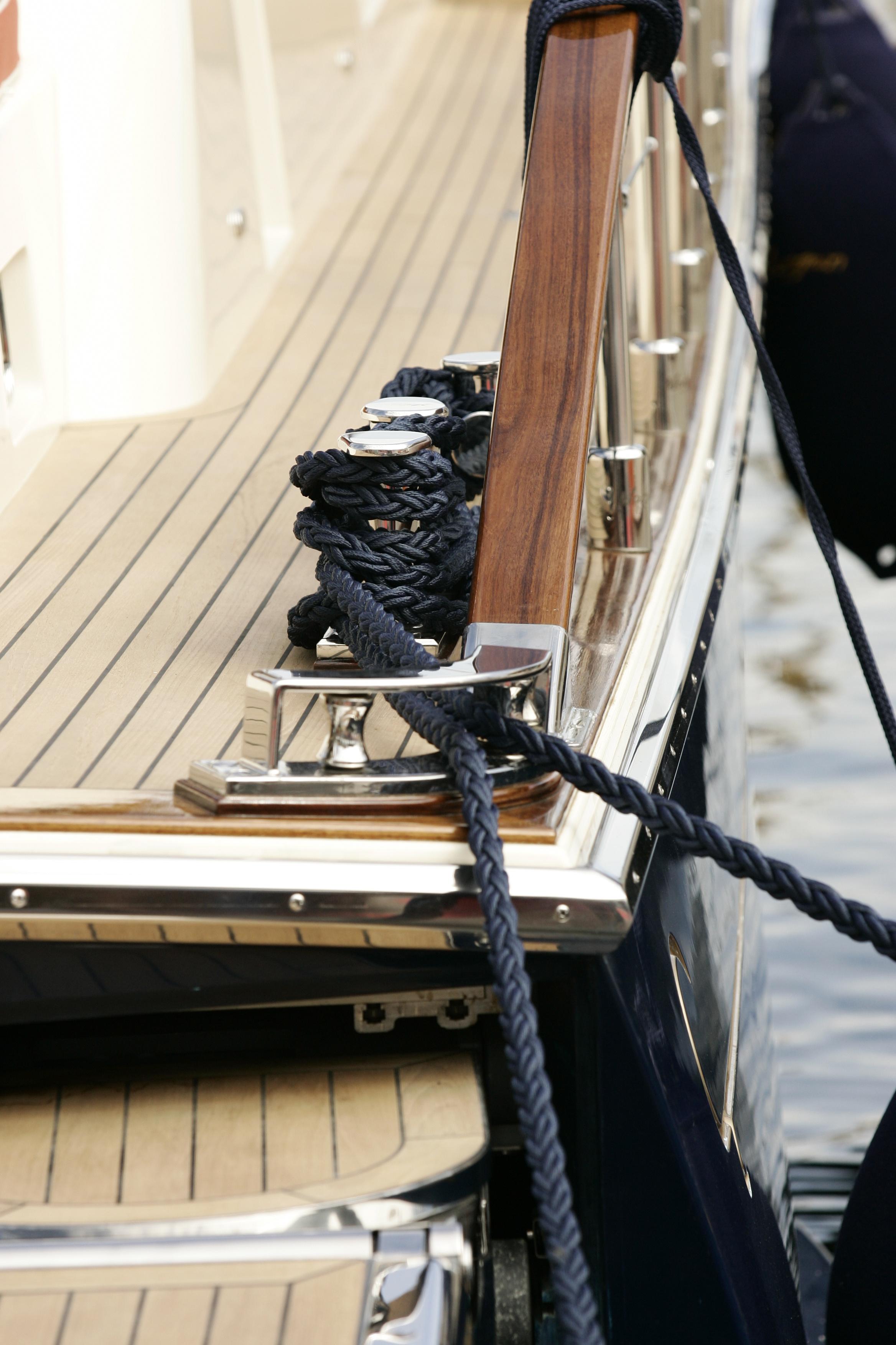 amarres d'un bateau