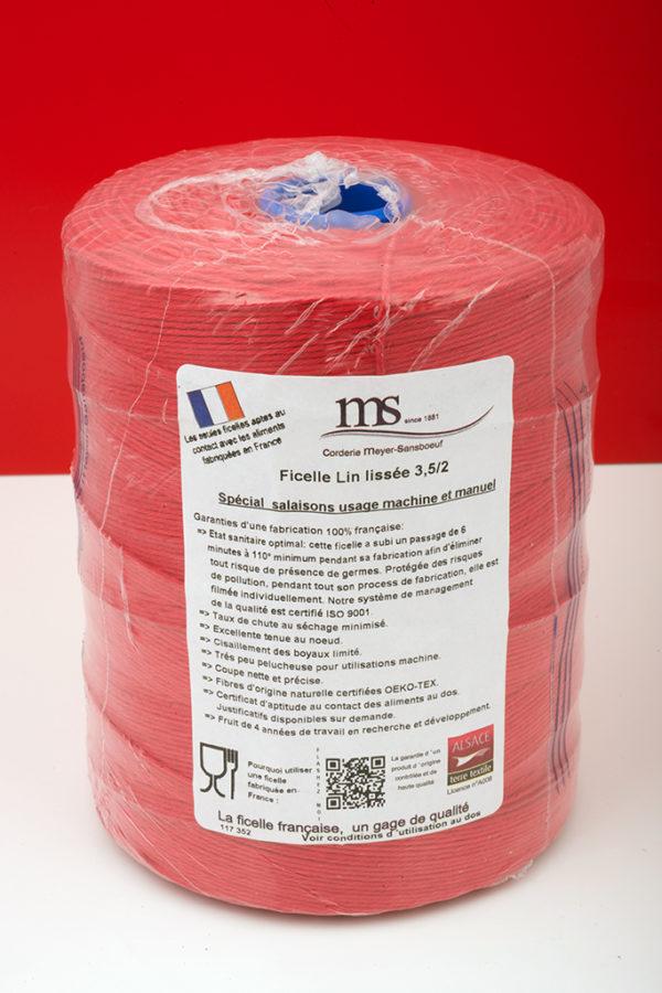 Lin Lisse couleur MS-117