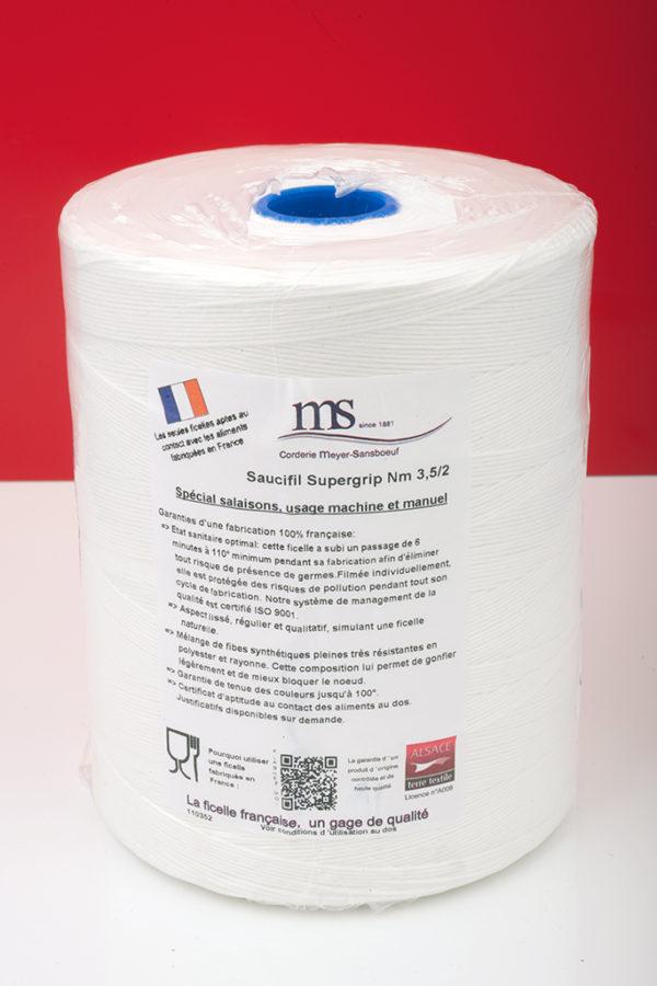 Saucifil Supergrip blanc MS-110