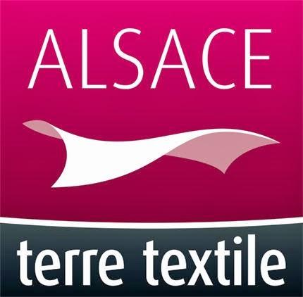 Logo du label Alsace terre textile