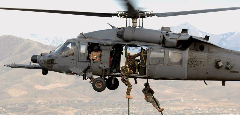 Cordage pour le domaine militaire