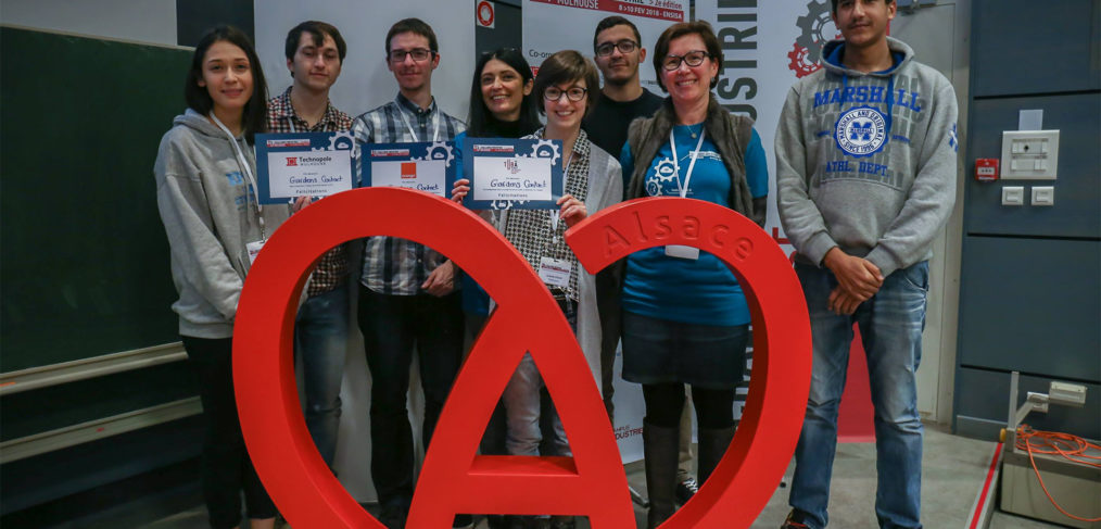 Meyer-Sansboeuf remporte 3 prix lors du Challenge Industrie Mulhouse 2018