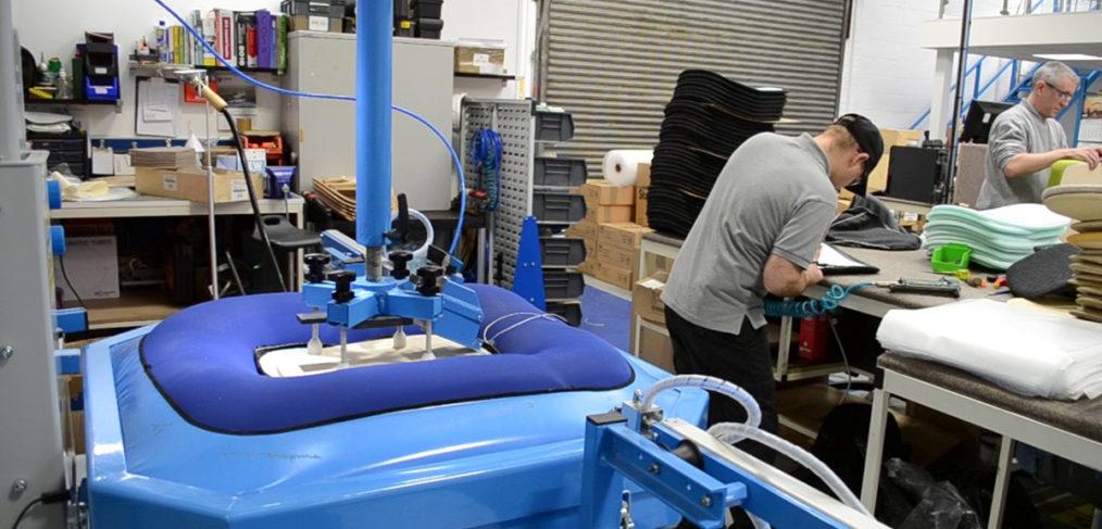 Ficelle pour fabrication industrielle de sièges