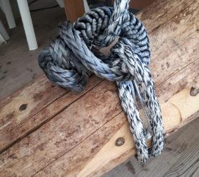 Manille textile Skadee pour le débardage forestier