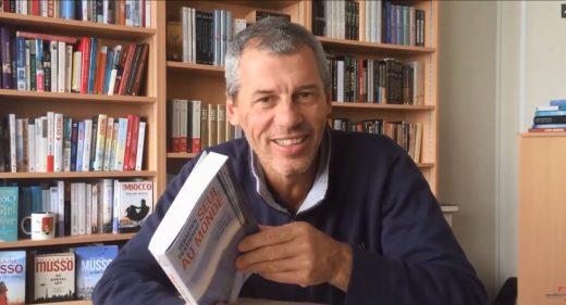 """""""Seul au monde : 124 jours dans l'enfer du Vendée Globe"""" livre publié par Sébastien Destremau"""