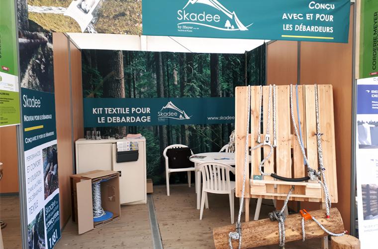 Stand_skadee_cable_debardage_euroforest_2018