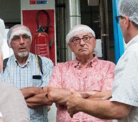 Semaine textile : visite Meyer-Sansboeuf, entreprise textile alsacienne innovante